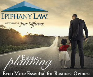 Epiphany Law - Photo of man and daughter looking down road - Even More Essential for Business Owners- Attorneys, Just Different